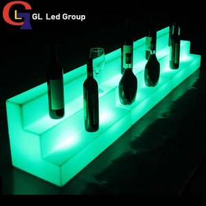 Plastic RGB Wine Shelf