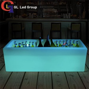 RGB wine shelf furniture