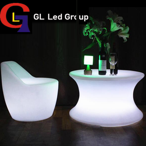 Led bistro table