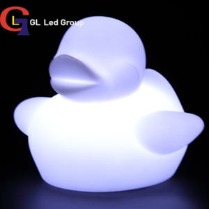 Led RGB Table Lamp