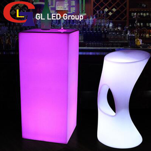 Interactive led table
