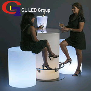 Led Light Chair