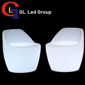 Led party lighting chair