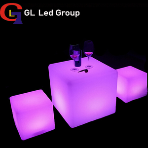 Led Cube at 80cm