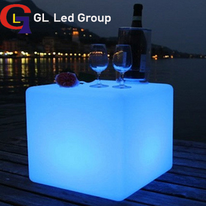 Led Cube Table for sale