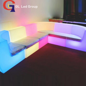 Led Plastic Chair