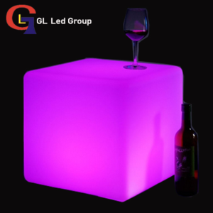 Led Cube Table