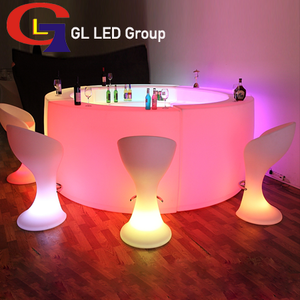 Led pub bar counter